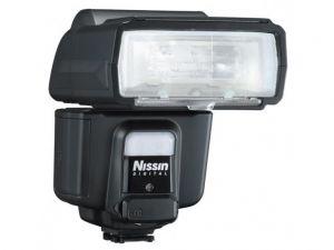 Nissin i60A flitser Canon E-TTL/E-TTL II