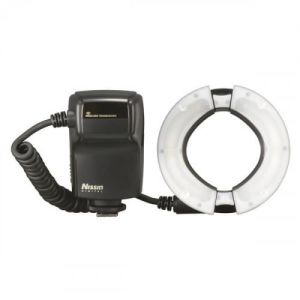Nissin MF18 RingFlash Canon