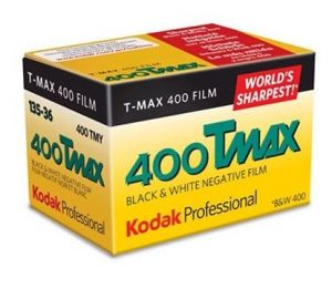 Kodak T-Max TMY 400 135-24 opname