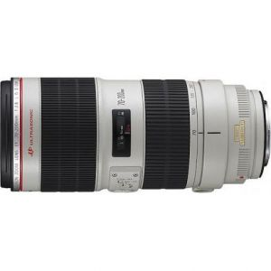 Canon 70-200mm 2.8 IS USM II Occasion