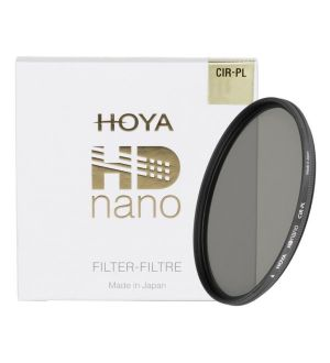 Hoya 58.0MM CIR-PL HD NANO