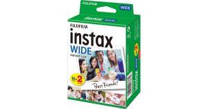 Fuji Instax Wide ColorFilm Glossy 10 X 2 pak