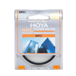 Hoya UV filter 77mm HMC C-serie