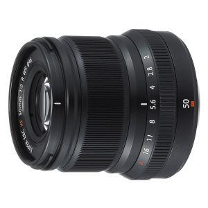Fujifilm XF50mm F2.0 WR - zwart
