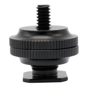 Caruba hotshoe adapter Uni hotshoe 1/4