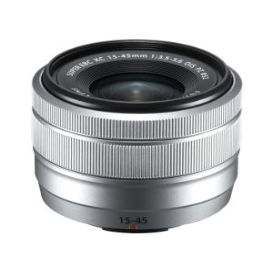 Fujifilm XC 15-45mm f/3.5-5.6 OIS PZ - zilver