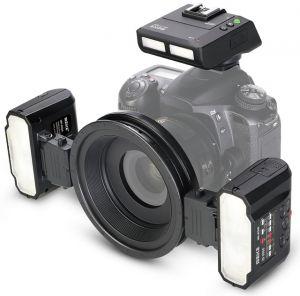 Meike Macro Twin Flash Kit MK MT24 Sony