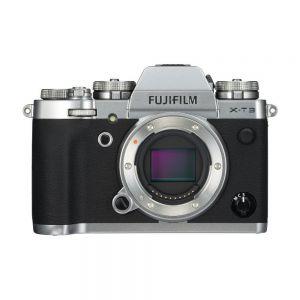 Fujifilm X-T3 Body - zilver