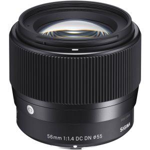Sigma 56mm F1.4 DC DN Sony