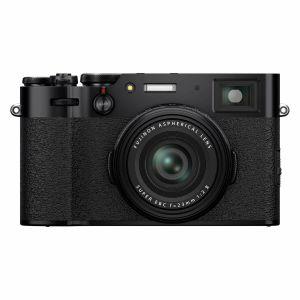 Fujifilm X100V - zwart