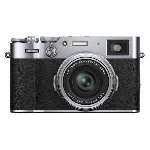 Fujifilm X100V - zilver
