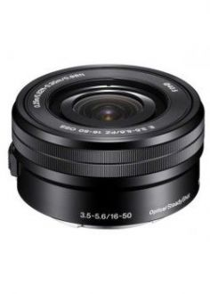 Sony SEL 16-50mm/F3.5-6.3 Power Zoom NEX