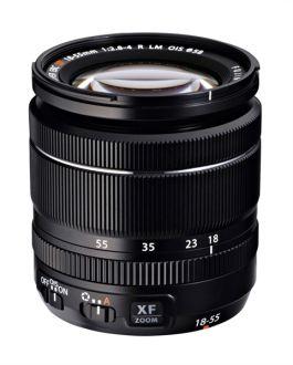 Fujifilm XF18-55mm/F2.8-4.0 LM