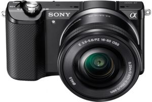 Sony A5000 met 16-50mm F3.5-5.6 OSS B-Stock