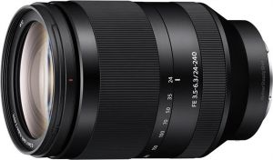 Sony SEL 24-240mm FE Full Frame