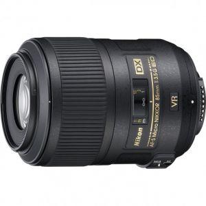 Nikon AF-S 85mm/F3.5 DX Micro VR
