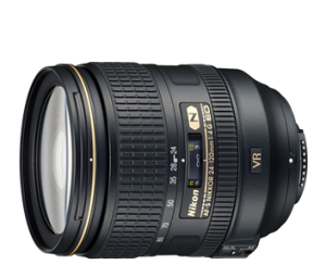 Nikon AF-S 24-120mm/F4.0G ED VR WHITE BOX