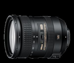Nikon AF-S DX 18-200mm f/3.5-5.6G ED VR II B-Stock