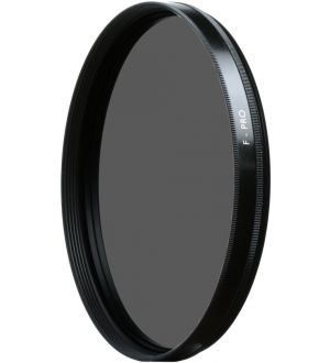 B+W MRC circulair polarisatie filter 55mm slim