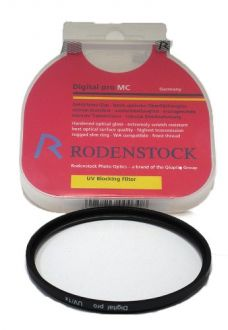 Rodenstock UV-Filter Digital pro 52 mm