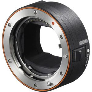 Sony LA-EA5 - 35mm Full-frame A-mount Adaptor for E-mount