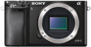 Sony A6000B body Black