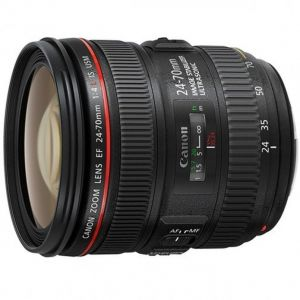 Canon EF 24-70mm/F4L IS USM Occasion