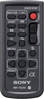 Sony RMT-DSLR2 Remote Control