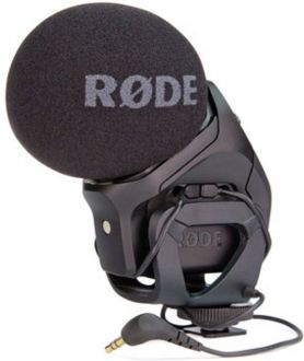 Rode Stereo VideoMic Pro Microfoon