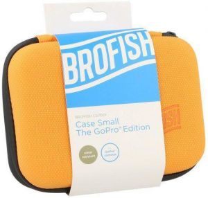 Brofish  Case Small GoPro Edition Orange
