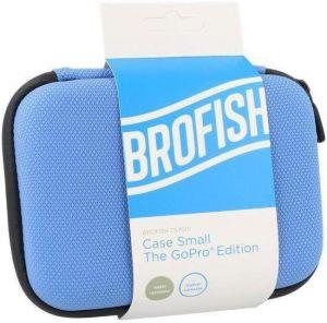 Brofish  Case Small GoPro Edition Blauw