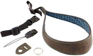 4V Design Ergo Large Wrist Strap Washed Tuscany Leer Gr./Cy. Polsriem