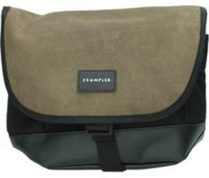 Crumpler Proper Roady 2000 suede leather LimitedXmasEdition