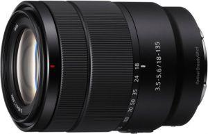 Sony 18-135mm OSS - demo voorraad