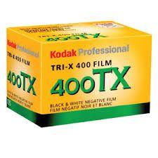 Kodak Tri-XPan TX 400 135-36