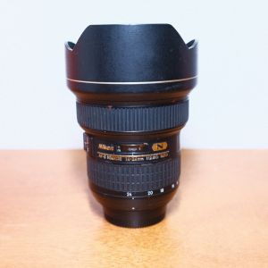 Nikon AF-S 14-24 2.8G ED - occassion