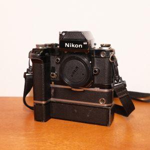 Nikon F2 + MD-2