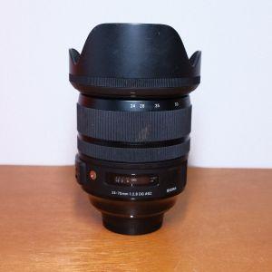 Sigma Art 24-70 2.8 Nikon - Occasion