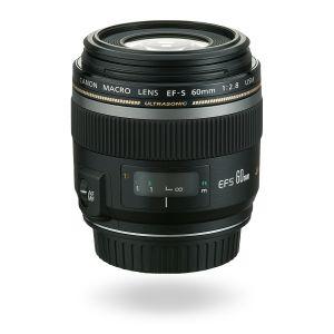 Canon EF-S 60mm/F2.8 Macro USM
