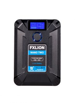 FXlion Nano Two 14.8V/98WH V-lock
