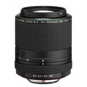Pentax HD DA 55-300mm F4.5-6.3ED PLM WR