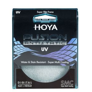 Hoya 58mm Fusion antistatic UV filter premium line
