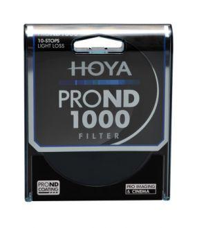 Hoya Pro ND 1000 62mm (10 stops)