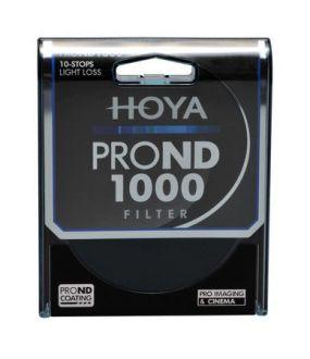 HOYA PRO ND 1000 82MM (10 STOPS)