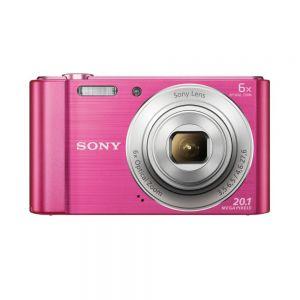 Sony DSC-W810S rose