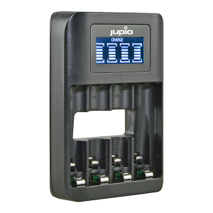 Jupio USB Battery Fast Charger