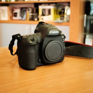 Canon 5D Mark IV body - occasion BTW verrekenbaar