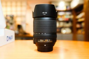 Nikon 18-140mm f3.5-5.6 - occasion