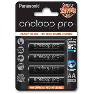 Eneloop Pro 4x AA 2450Mah