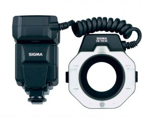 SIGMA EM-140 DG Macro flitser EOS Canon